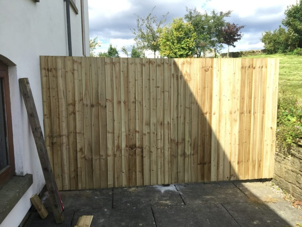 Got this Fence nailed 1